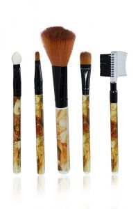 Imported Make Up Brush 5 In 1-(code-makeup-ease-brush)