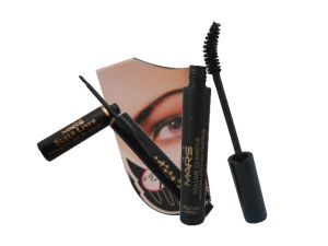Mars Waterproof Eye Liner & Mascara-mk52163-mk-501