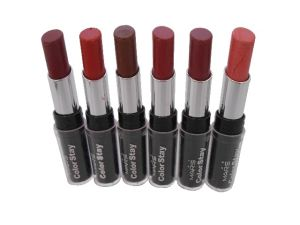 Mars Color Staty Lipstick Protects Glamorous Lips Shade-a-mk7993-7-11-9-10-12-15