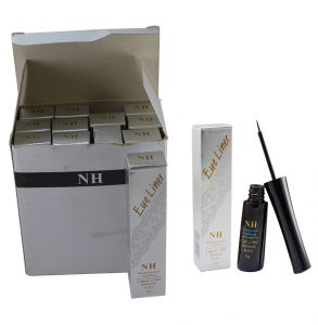 Nh Waterproof Longlasting Eyeliner Pack Of 12 Pcs-huphm-(code - Nh-52159-12pcs-eylnr-lt32-ws)