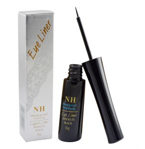 Nh Waterproof Longlasting Eyeliner With Rubber Band-huphm-(code - Nh-52159-eylnr-lt32-fl)