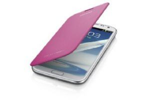 Gci Flip Cover For Samsung Galaxy Note(pink)