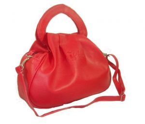 Estoss Red Hand-purse Cum Sling Bag For Womens