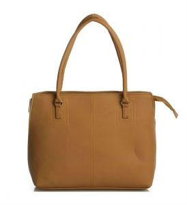 Brantino Brnt161 Beige Leather Handbag