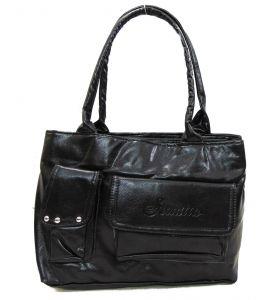 Estoss Women's Clothing - Estoss MEST2578 Black  Handbag