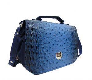 Estoss Women's Clothing - Estoss MEST2626 Blue  Sling Bag