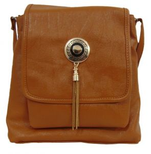 Women's Accessories - Estoss MEST5700 Brown Sling Bag