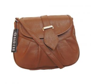Estoss Women's Clothing - Brown Sling Bag (Code - UPSVS1007)