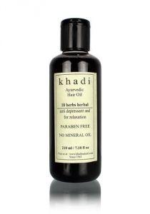 Khadi Personal Care & Beauty - KHADI 18 HERBS HAIR OIL