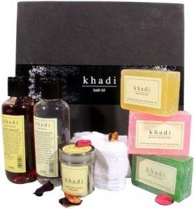 Khadi Personal Care & Beauty - KHADI HERBAL BATH KIT