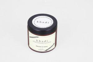 Khadi Personal Care & Beauty - Khadi Almond & Honey Gel Scrub / 100g