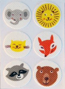 Brandaxis Mosquito Repellent Patch (value Pack-60 Stickers)