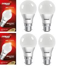 Eveready Home Decor & Furnishing - EVEAREADY LED 7 WATT (BUY 3 GET 1 FREE)