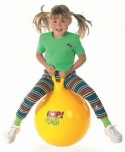 Inflatable Toys - Kids Active Hop Ball 18 Inches (45cm)
