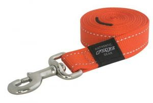 Pet Supplies - Rogz Reflective 5/8-inch Snake 6-foot Dog Lead