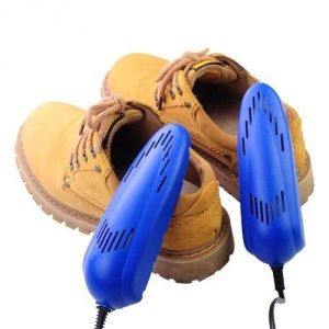 House Warming Gifts - Electric Shoe Dryer / Dehumidifyer / Sterilizer / Deodorizer / Disinfector (02 Pc. Set) (Colour As Per Availability)