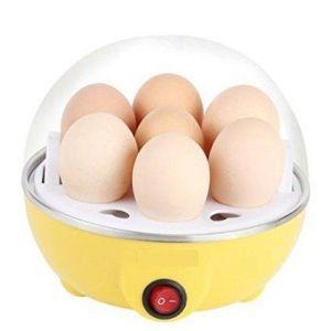 Cookers - Electric Egg Boiler Poacher Stylish 7 Egg Cooker(Random colour)