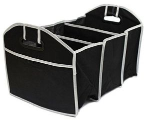 Home Utility Furniture - Connetwide- Car Trunk Organiser Coat Boot Luggage Carrier Organizer