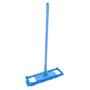Kitchen cleaning equipments - Microfiber 3 In 1 Mop For Dry & Wet Floor Cleaning