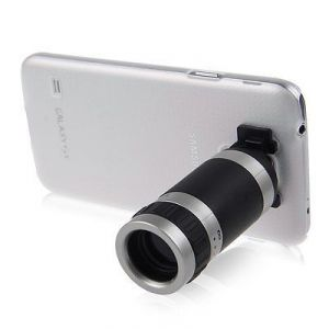 Mobile Accessories (Misc) - Tech Gear 8x Zoom Phone Telescope Camera Lens Back Case For Samsung Galaxy