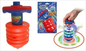 Blocks and activity sets - Laser Spinning Top