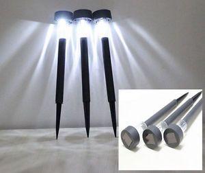 Garden Tools - 4pcs/lot Solar Lawn Light For Garden Solar Power Outdoor Solar Lamp