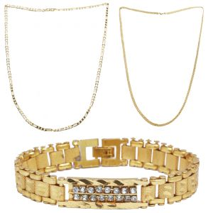 Sondagar Arts Latest Chain Bracelet Combo Offers For Women