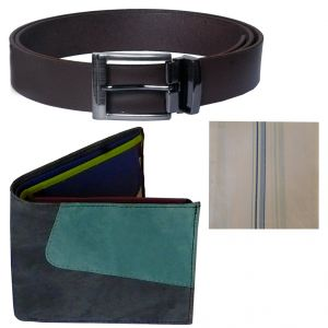 Sondagar Arts Latest Belt Wallet Combo Offers For Men