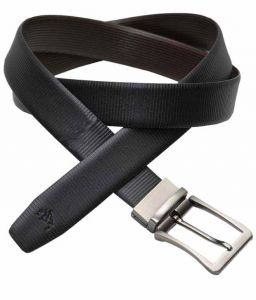 Sondagar Arts Italian Leather Black And Brown Mens Belt_sab06