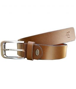 Sondagar Arts Italian Leather Brown Mens Belt_sab50