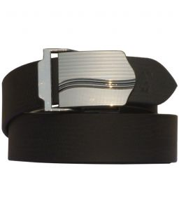 Sondagar Arts Black Leather Autolock Formal Mens Belt-sab65