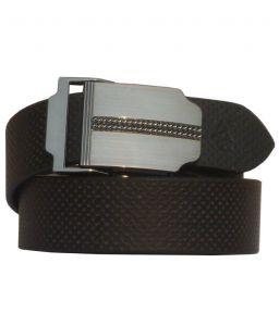 Sondagar Arts Black Leather Autolock Formal Mens Belt-sab66