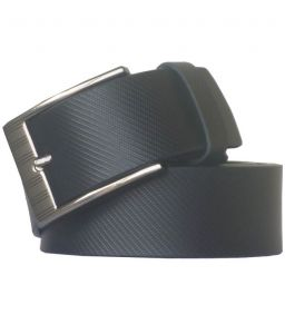 "Sondagar Arts Black Casual Leather Belt For Men""s-sab70"