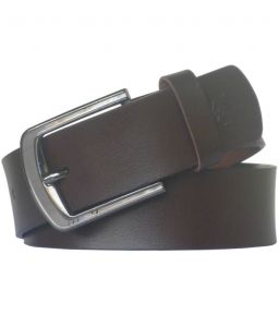 "Sondagar Arts Brown Casual Leather Belt For Men""s-sab73"