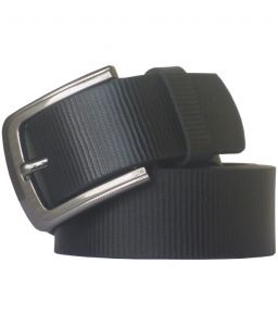 Sondagar Arts Black Casual Leather Belt For Mens-sab74