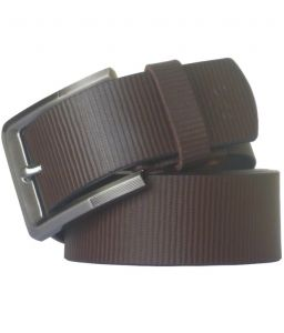 Sondagar Arts Brown Casual Leather Belt For Mens-sab79