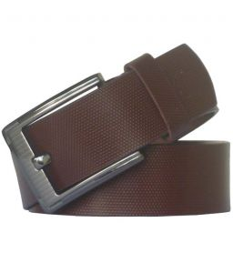 Sondagar Arts Brown Casual Leather Belt For Mens-sab81