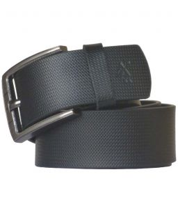 Sondagar Arts Black Casual Leather Belt For Mens-sab88
