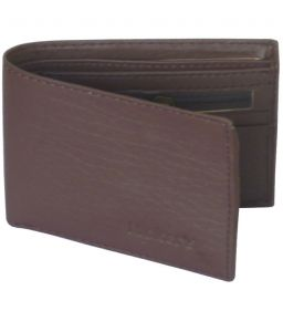 Sondagar Arts Brown Mens Pu Leather Wallet Code - Salw107