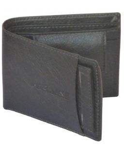 Sondagar Arts Black Mens Pu Leather Wallet Code - Salw109