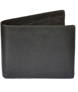 Sondagar Arts Black Colour Mens Leather Wallet