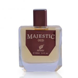 Afnan Majestic Oud Perfume For Unisex 100 Ml (product Code - Majesticoud)