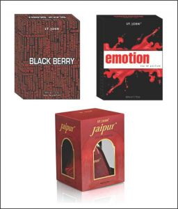St.john-vijohn Emotions & Black Berry & New Jaipur With Taster-(code-vj141)