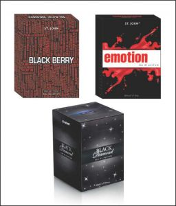 St.john-vijohn Emotions & Black Berry & Black Diamond With Taster-(code-vj142)