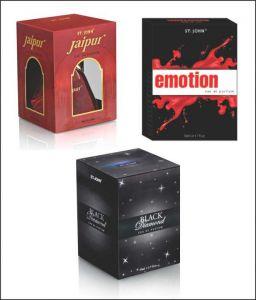 St.john-vijohn Emotions & New Jaipur With Taster & Black Diamond With Taster-(code-vj143)