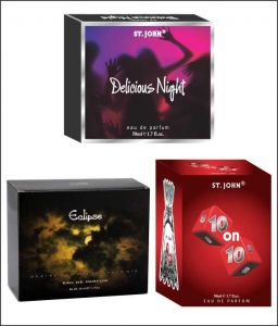 St.john-vijohn Perfume Pot & Eclips & Delious Night -(code-vj198)
