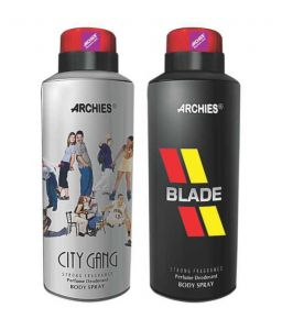 Archies Deodorants - Archies  Deo City Gang & Blade-(Code-VJ551)