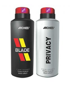 Archies Deodorants - Archies  Deo Blade & Privacy-(Code-VJ556)