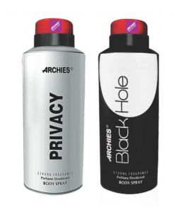 Archies Deodorants - Archies  Deo Privacy & Black Hole-(Code-VJ560)