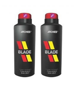 Archies Personal Care & Beauty ,Health & Fitness  - Archies  Deo Blade (Set of 2)-(Code-VJ578)